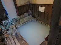 笹の湯 湯船