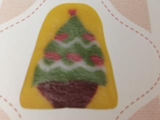 デコもちクリスマスツリー