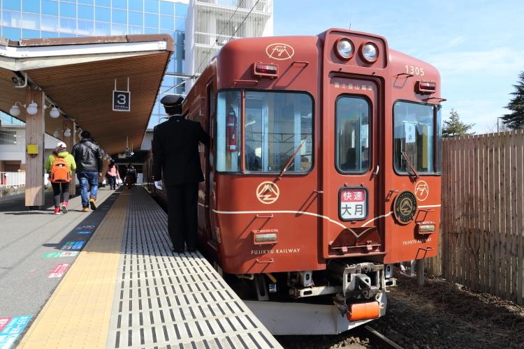 富士登山電車-S