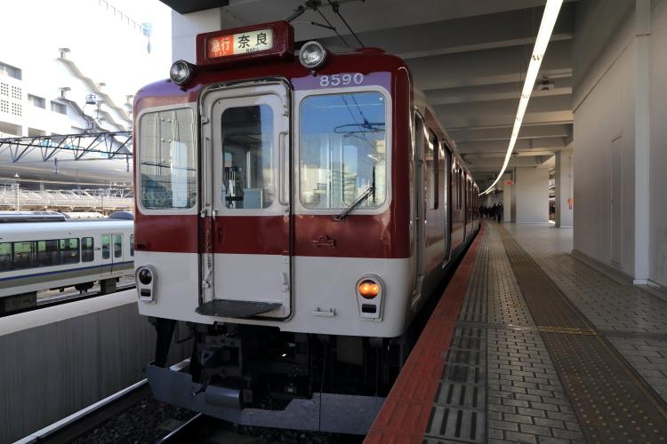 近鉄京都線-S