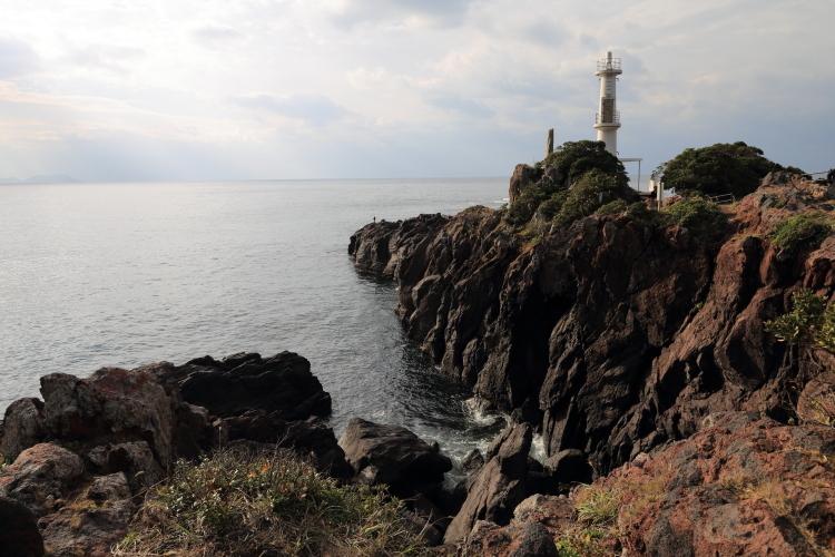 薩摩長崎鼻灯台2-S