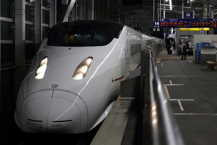 九州新幹線-S