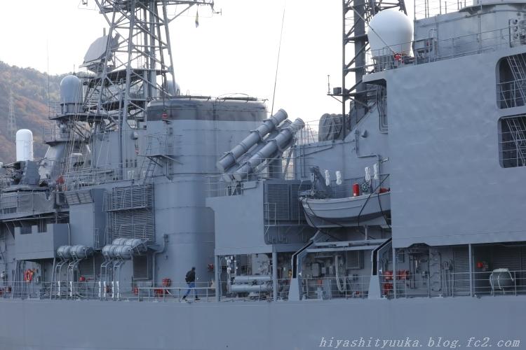 3405 護衛艦うみぎりーSN