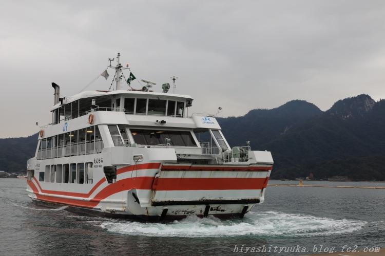 3675 JR西日本フェリーSN