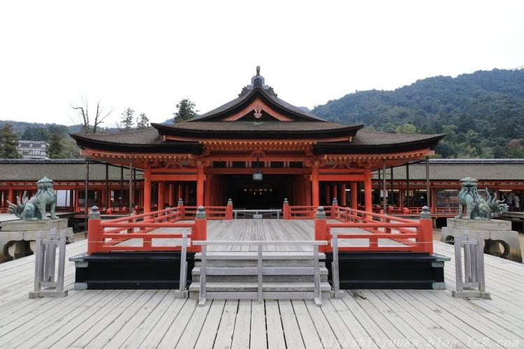 3767 厳島神社ーSN