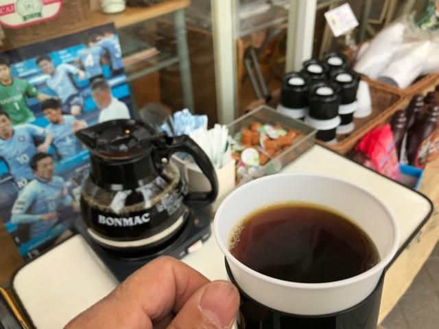 ホットコーヒー無料2017冬 (3)