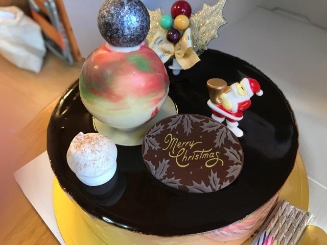 クリスマスケーキ (4)