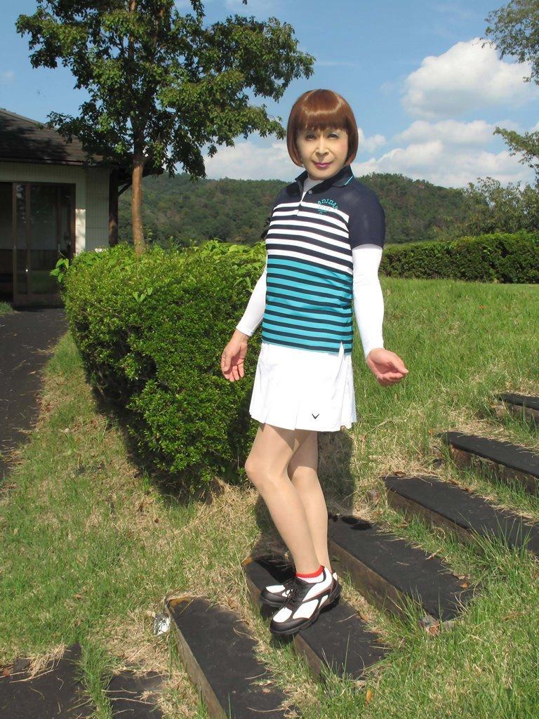 秋ゴルフC(9)