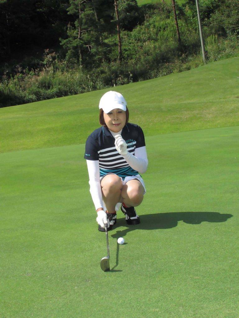 秋ゴルフD(3)