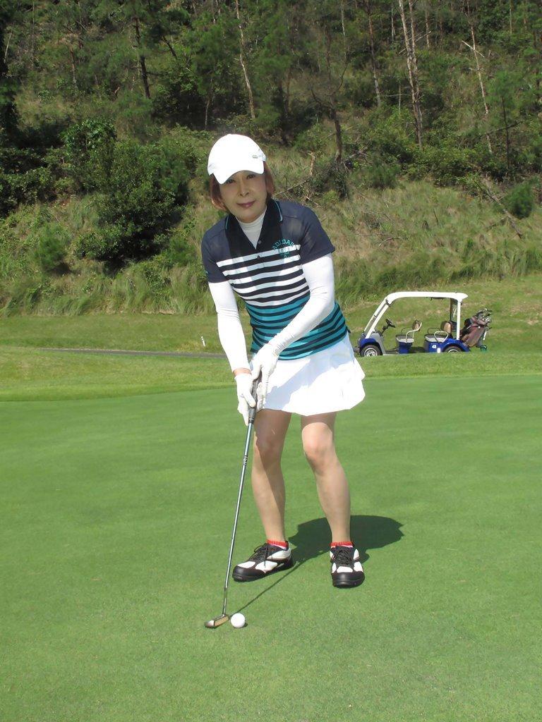 秋ゴルフD(4)