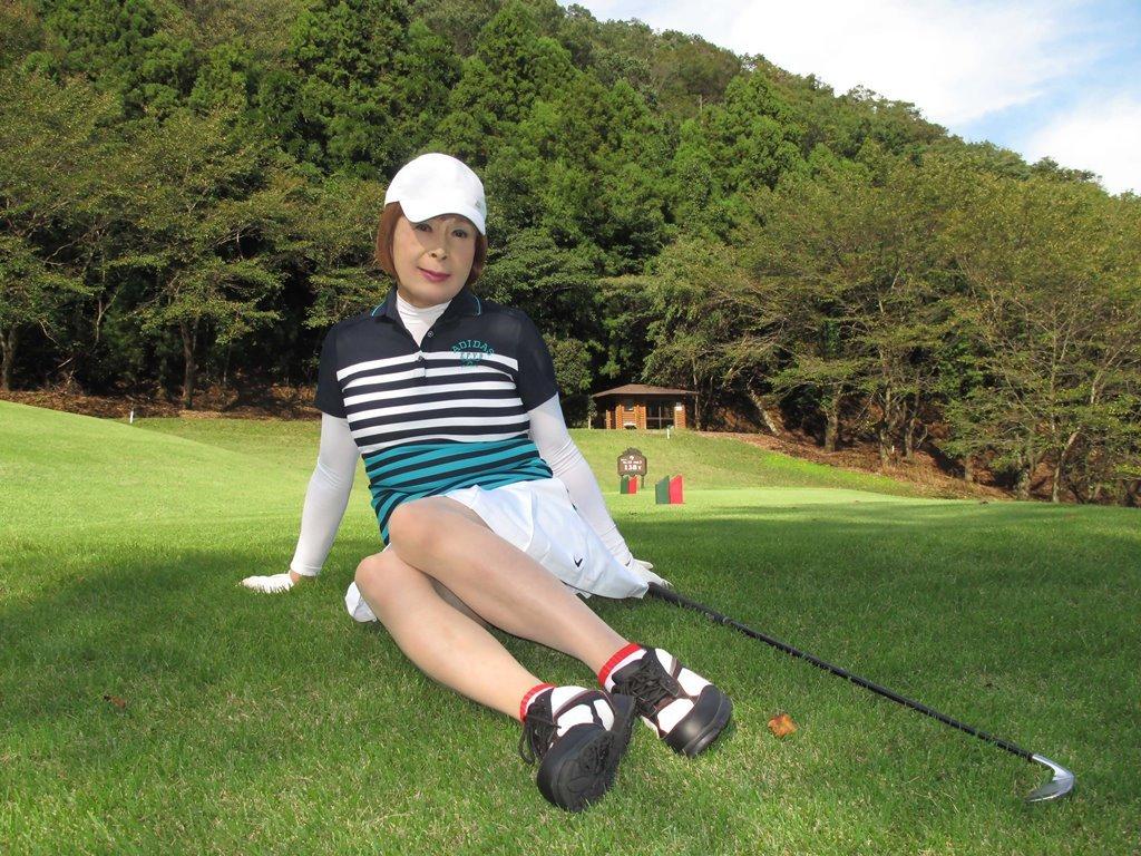 秋ゴルフD(8)