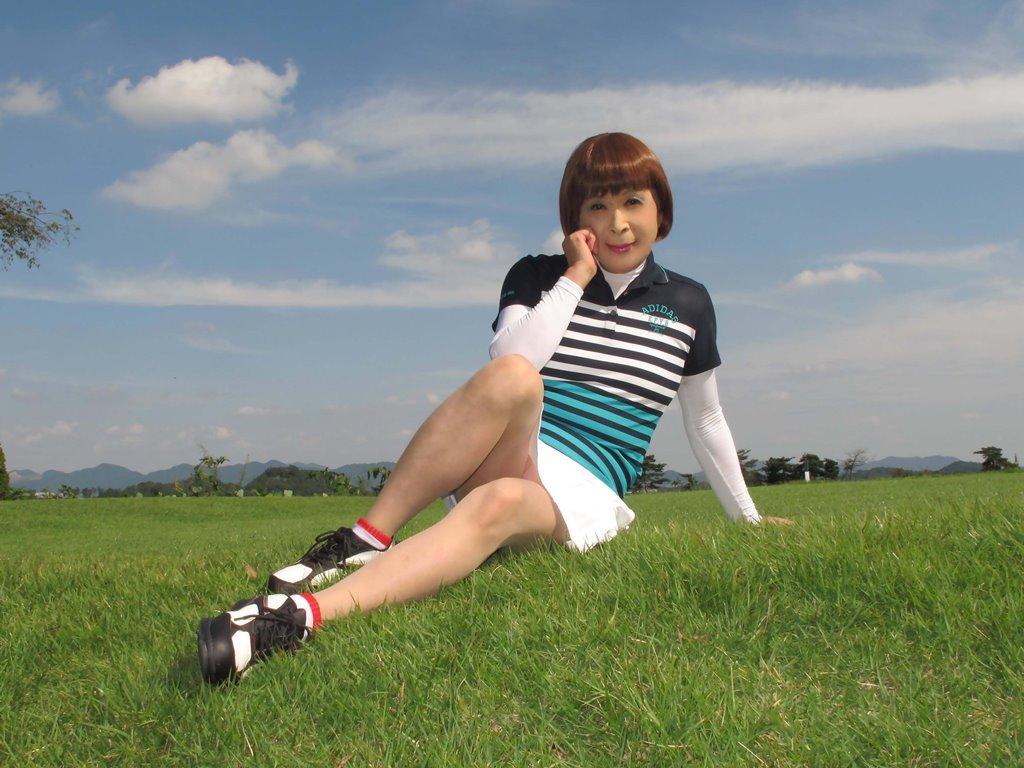 秋ゴルフD(9)