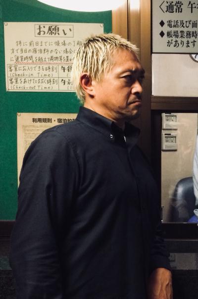 松本人志 モノマネ芸人