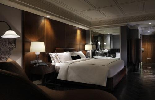 サータのベッド