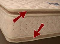 ベッドならサータのマットレス