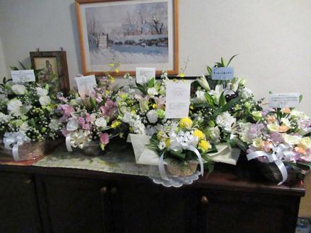 ポトフへの供花