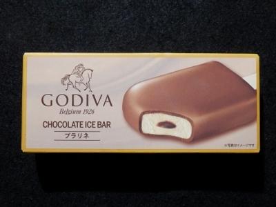 チョコレートアイスバープラリネ
