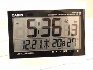 外気温-15℃ハニカム解放後30分後の室温