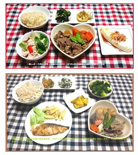 家族の夕食~☆