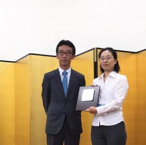 大阪インターナショナルギフトショー 新製品 準大賞受賞