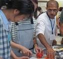 インド料理調理中29