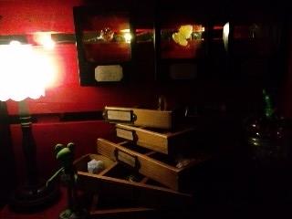 ライトアップ 鉱物コレクション