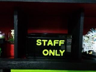 井蛙博物館第二展示室 ブラックボックス?
