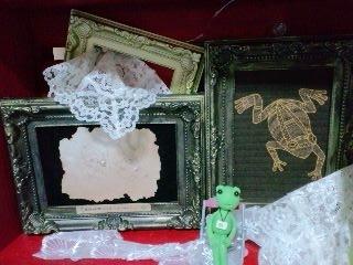 井蛙博物館第二展示室 フェルメールと…