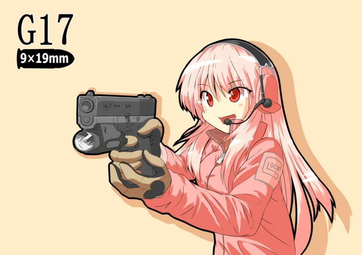 G17娘②pixiv