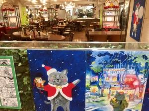 「夜廻り猫」のクリスマス 深谷かほる作品展-16