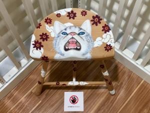「夜廻り猫」のクリスマス 深谷かほる作品展-22