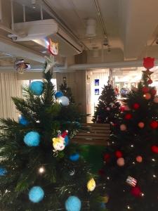 「夜廻り猫」のクリスマス 深谷かほる作品展-17