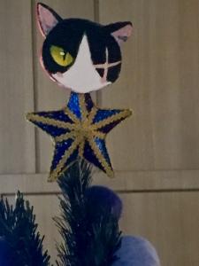 「夜廻り猫」のクリスマス 深谷かほる作品展-19