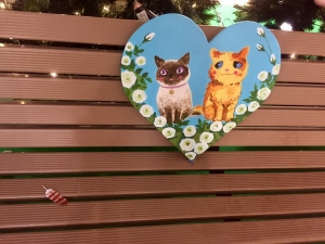 「夜廻り猫」のクリスマス 深谷かほる作品展-25