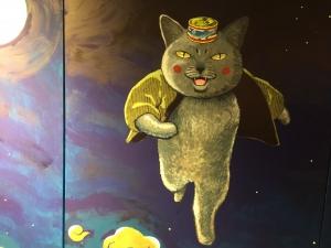 「夜廻り猫」のクリスマス 深谷かほる作品展-23