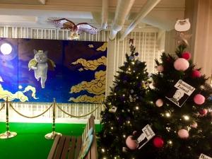 「夜廻り猫」のクリスマス 深谷かほる作品展-27