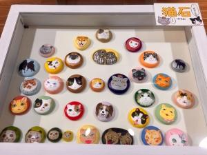 「夜廻り猫」のクリスマス 深谷かほる作品展-33