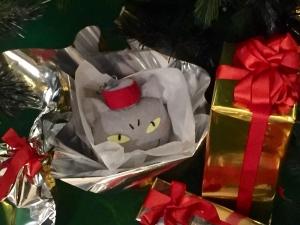 「夜廻り猫」のクリスマス 深谷かほる作品展-36