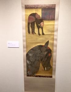 吾輩の猫展-15
