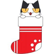 猫ソックス