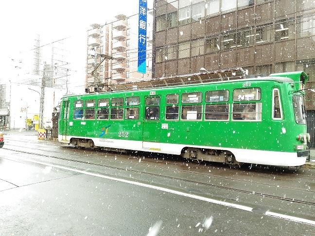 札幌市雪市電