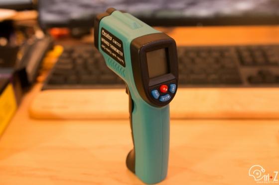 GM550 赤外線温度計
