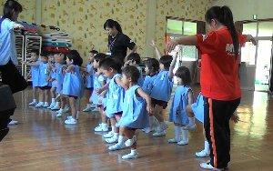 芽生え幼稚園リトミック教室