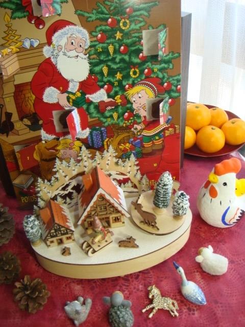 クリスマス 大雪
