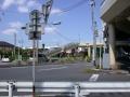 西新井宿951-1首都高と122号との合流部・川口ジャンクション南端(とん太前)+