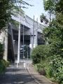 新井宿232-2 西新井宿交差点・首都高赤山方向側道から交差点越え川口ジャンクション方面を見る c