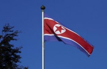 北朝鮮 国旗