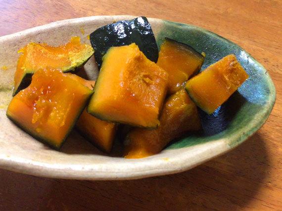 かぼちゃの煮物_1