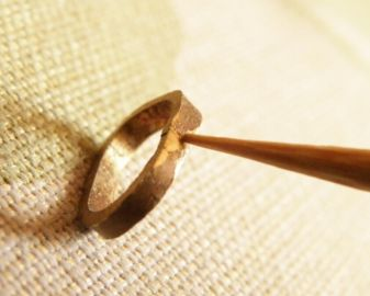 ロウ付け ロウを溶かす (2)