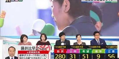 2017年10月22日 衆議院不正選挙